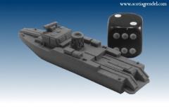 Modern Norway/NATO CB90 Class Fast Assault Boat