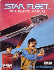 Star Fleet Intelligence Manual - Game Operations & Agents Orientation Sourcebooks