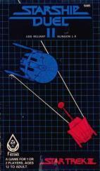 Star Trek III - Starship Duel II - USS Reliant vs. Klingon L-9