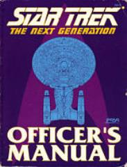 Next Generation, The - Officer's Manual