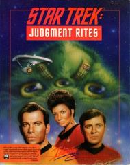Star Trek - Judgment Rites