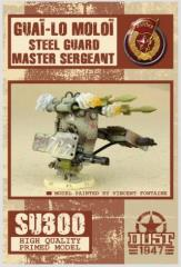 Guai-Lo Moloi Steel Guard Master Sergeant