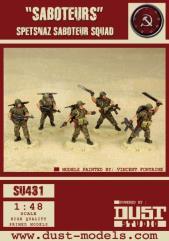 Spetsnaz Saboteur Squad - Saboteurs