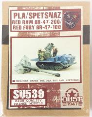 PLA/SPETSNAZ w/Red Rain BR-47-200, Red Fury BR-47-100