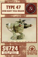 Type 47 KV3D Heavy Tesla Walker