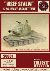 IS-5C Heavy Assault Tank - Iosef Stalin