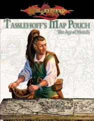 Tasslehoff's Map Pouch - The Age of Mortals