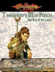 Tasslehoff's Map Pouch - The War of the Lance