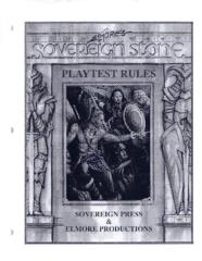 Sovereign Stone - Playtest Rules (Version 0.6)