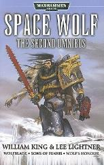 Space Wolf, The - The Second Omnibus (2015 Printing)