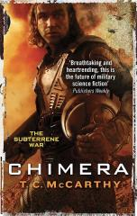 Subterrene War #3 - Chimera