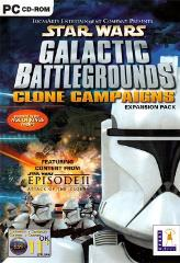 Galactic Battlegrounds - Clone Campaigns Expansion Pack