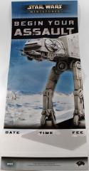 Promo Poster - Begin Your Assault w/AT-AT