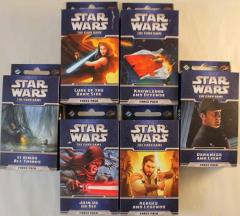 Star Wars LCG - Echoes of the Force Cycle Force Packs Collection