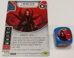 Mother Talzin - Nightsister Matriarch, Legacies #003