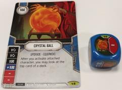 Crystal Ball - Legacies #006