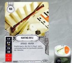 Hunting Rifle - Legacies #073