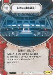 Command Bridge - Legacies #091