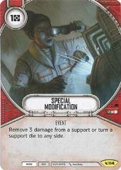 Special Modification - Legacies $114