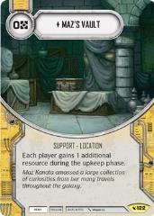 Maz's Vault - Legacies #122