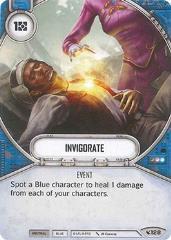 Invigorate - Legacies #128