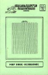 Map Book - Hexagonal