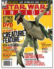"#63 ""Episode Creature Feature, A New Hope Card Encyclopedia"""