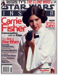 "#68 ""Carrie Fisher Interview, The Art of Star Wars"""