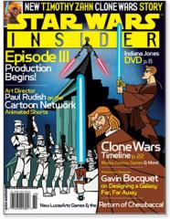 "#69 ""Clone Wars Timeline, Return of Chewbacca"""