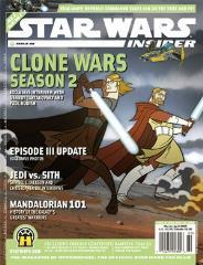"#80 ""Clone Wars Season 2, Jedi vs. Sith, Mandalorian 101"""