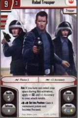 Alternate Art Promo Card - Rebel Trooper