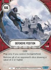 Defensive Position - Awakenings #104