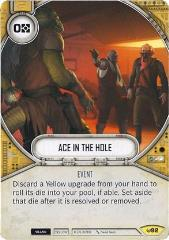 Star Wars Destiny Awakenings Set Comlink #61 Rare w// Die