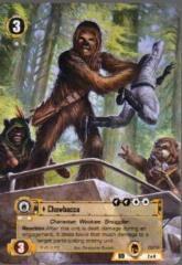 Promo Card - Chewbacca