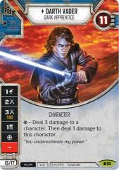 Darth Vader - Dark Apprentice - Spirit of Rebellion #10