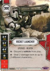 Rocket Launcher - Spirit of Rebellion #53