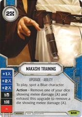 Makashi Training - Spirit of Rebellion #56