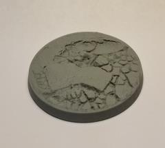 55mm Beveled Base - Desert Basin