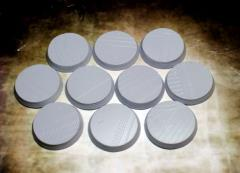 32mm Beveled Bases - Flight Deck