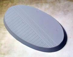 40x75mm Beveled Base - Flight Deck