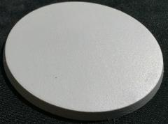 100mm Beveled Base - Solid Blank