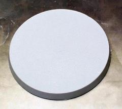 55mm Beveled Base - Solid Blank