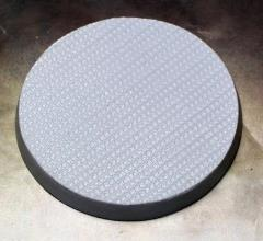 55mm Beveled Base - Steel Plating