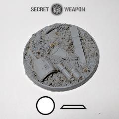 80mm Beveled Base - Scrap Yard