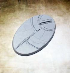 75x40mm Beveled Base - Tau Ceti