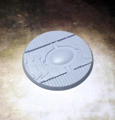 80mm Beveled Base - Tau Ceti