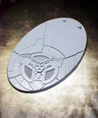 168x106mm Knight Beveled Base - Tau Ceti