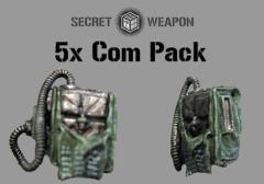Communications Backpacks