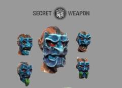 Head Swaps - Oni Mask