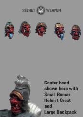 Head Swaps - Oni Mask w/Helmets